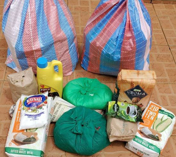 Covid-19 food Donation Exercise
